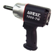 AirCat ACA1000TH-2 .127cm . Drive Composite Impact Wrench with 5.1cm . Anvil