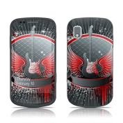 DecalGirl SFCS-ROUT for Samsung Focus Skin - Rock Out