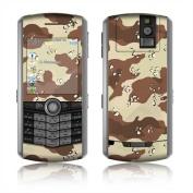 DecalGirl BBP-DCAMO BlackBerry Pearl Skin - Desert Camo