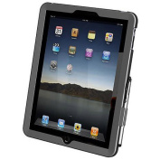 Particle Case for iPad, Grey