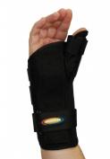 ITA-MED WRS-203R M MAXAR Wrist Splint with Abducted Thumb - Right Hand Medium