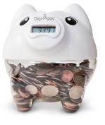 Cisco Sales CS-401823 Digi-Piggy - White