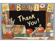 Teacher Created Resources 4812 Thank You Postcards From Susan Winget