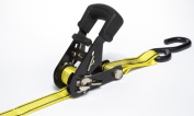 Usa Products Pro-grip 4.88m X 2.5cm . Small Handle Ratchet Tie Downs 312600