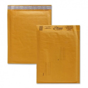 Alliance Rubber ALL10804 Envelopes- No. 2- Bubble Cushioned- 8-.60cm .x30cm .