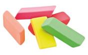 Baumgartens 74001 Neon Erasers00