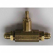 Hearth 805-0.3m x 1.2m' Valve with 2 Adapters