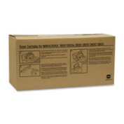 Konica Minolta KNM4152611 Toner Cartridge- 6000 Page Yield- Black