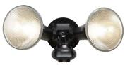 Cooper-regent Black Motion Detector Floodlight MS34