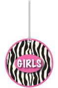 Ashley Productions ASH10392 Zebra Girls Hall Pass