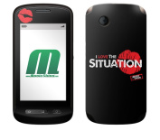 MusicSkins Jersey Shore I Love The Situation Logo Skin for ZTE Libra