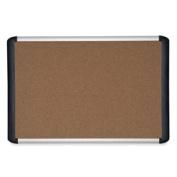 MasterVision BVCMVI030501 Tech Cork Board 60cm x 90cm . Silver Frame