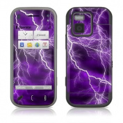 DecalGirl NN97-APOC-PRP Nokia N97 Mini Skin - Apocalypse Violet