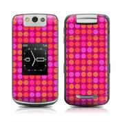 DecalGirl BBPF-DOTS-PNK BlackBerry Pearl Flip Skin - Dots Pink