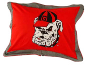 College Covers GEOSH Georgia Printed Pillow Sham