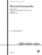 Alfred 00-2793LHBX The Little Drummer Boy - Music Book