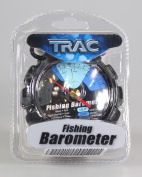 TRAC Outdoor Products T3002 Fishing Barometer
