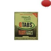 B.N.G. Herbal Clean 1073543 Herbal Clean Detox QTabs Maximum Strength Cleansing Formula - 10 Tablets