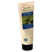 Avalon Organics Cream Shave, Revitalising Peppermint, 240ml