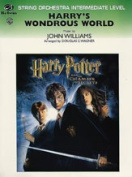 Alfred 00-SOM03001 Harry s Wondrous World- from Harry Potter and the Chamber of Secrets - Music Book