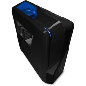 NZXT CA-PH410-B1 Steel PHANTOM ATX Mid Tower-Computer Case - Black