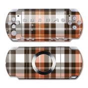 DecalGirl PSPS-PLAID-CPR PSP Slim& Lite Skin - Copper Plaid
