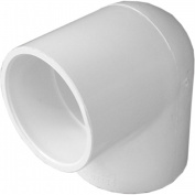 Genova Products 4in. PVC 90 degrees Elbow 30740