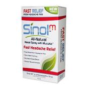 Sinol 0785410 Headache Relief Nasal Spray - 440ml