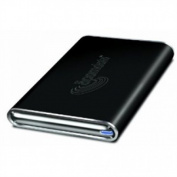 AcomData - FF TNGXXXUFBE-BLK 2.5 in. SATA HDD External Enclosure USB-FireWire 400-800 Black Retail