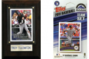 C and I Collectables 11ROCKIESFP MLB Colorado Rockies Fan Pack
