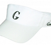 Beverly Clark 21O Groom Visor in White