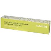 Suncoat Natural Sugar-Based Eyeliner Jade Green 5ml 221735