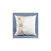 Hortense B Hewitt 11251 Destination Romance Ring Pillow