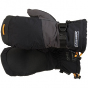 Outdoor Designs 264117 Medium Summit Mitt Inferno Gloves - Black