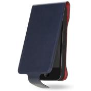 Cygnett Iphone5 Case Lavish Leather - Blue - CYO864CPLAV