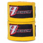 Revgear 50201 YELLOW 180 Elastic Hand Wraps - Yellow