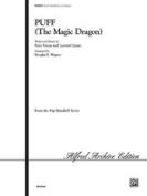 Alfred 00-WBHB9503 Puff- The Magic Dragon - Music Book