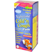 Hylands Homeopathic 0247544 Night Time Cold N Cough 4 Kids - 4 fl oz