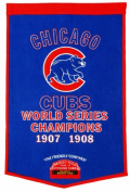 Winning Streak Sports 76145 Chicago Cubs Banner