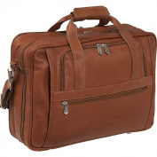 Entrepreneur Laptop / Ultra Compact Computer Bag in Saddle
