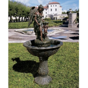 Design Toscano T53 KY3002 47 In. Heavenly Moments Fountain