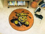FanMats Wichita State University Basketball Mat F0000680