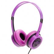 IDANCE FREE50 Portable Headphones - Purple