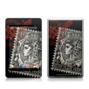 DecalGirl GN7T-BLKPEN DecalGirl Google Nexus 7 Tablet Skin - Black Penny
