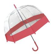 LaSelva Designs 23466R Red Bubble Umbrella