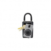 GE AccessPoint 001012 titanium Portable Spin dial KeySafe