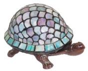 Warehouse Of Tiffany TN07B113 Turtle Accent Lamp