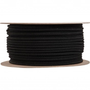 Abc 441025 5mm x 300 ft. Black