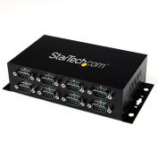STARTECH ICUSB2328I ADD 8 DIN RAIL-MOUNTABLE RS232 SERIAL PORTS TO ANY SYSTEM THROUGH USB - 8 PORT U