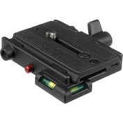 Giottos MH621 Quick Release Adapter with Short Sliding Plate